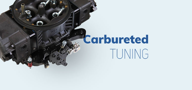 Carbureted Tuning